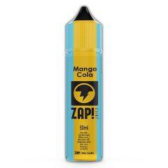 Zap Mango Cola 50ml 0mg + Free Nic Salt Nicotine