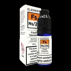 Elements Designer Nic Salts Fresh Squeeze10ml