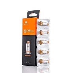 GeekVape G Coils 5 Pack