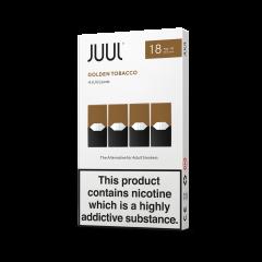 Golden Tobacco JUUL PODS (Pack of 4)