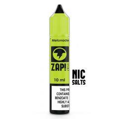 Zap Melonade 10ml Nic Salt E-Liquid