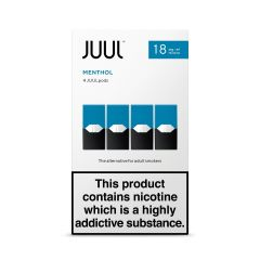 Menthol JUUL PODS (Pack of 4)