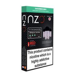 NZO Cucumber Mint 20mg 3 Pack