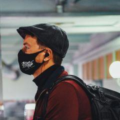 The London Vape Co Face Mask