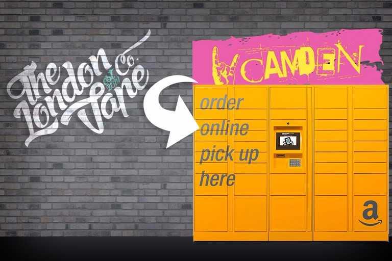 Try our Camden Amazon Locker!