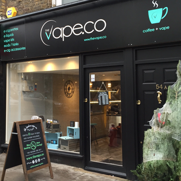 The London Vape Company Camden Town