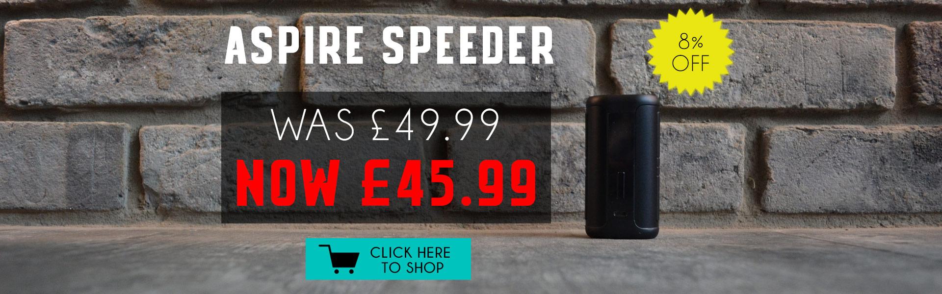 Aspire Speeder 200w