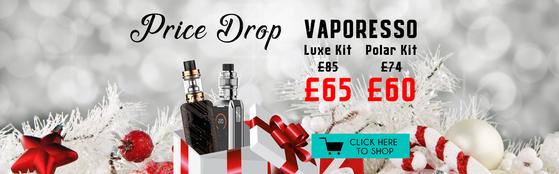 Vaporesso Price Drop