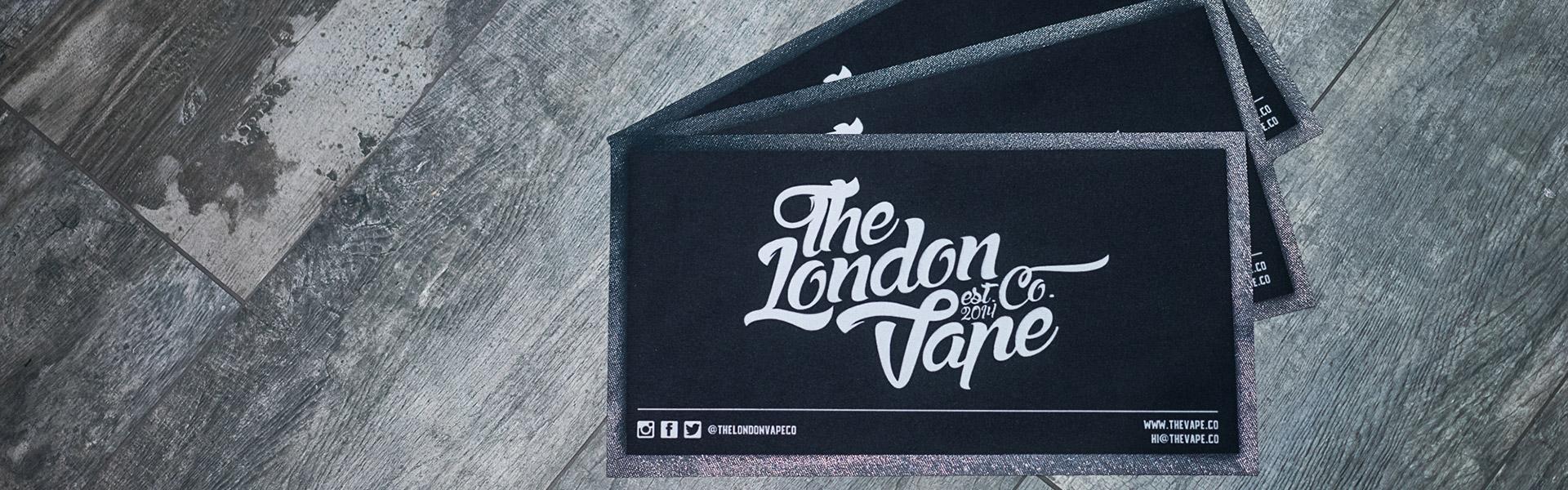 The London Vape Co Bar Runner