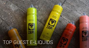 Top Guest E-liquids