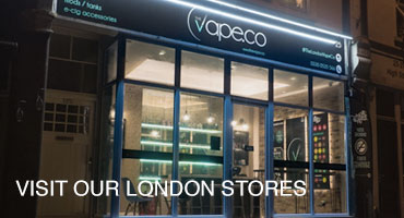 The London Vape Company Store Locator