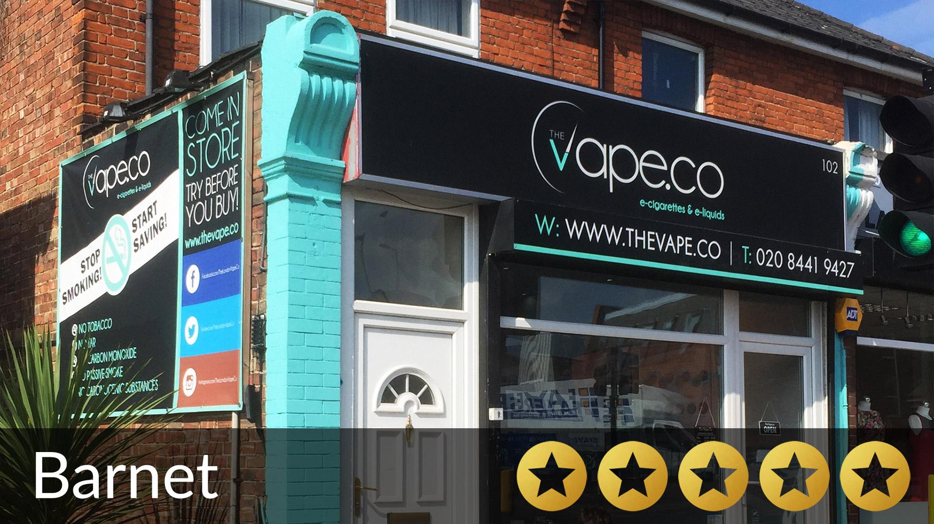 The London Vape Company East Barnet